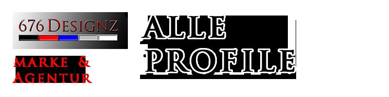 676 DESIGNZ - Like @ alle Social Profile