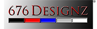 Logo small 676 DESIGNZ - Clothing Label